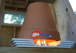 365preppers how to build an emergency heater