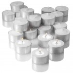 bulk emergency tea candles long burn 7 hour candles