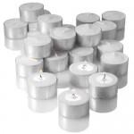 bulk emergency tea candles long burn 7 hour candles