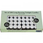 365preppers emergency tealight candles 6 hour candles