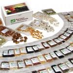 365preppers 125 variety organic heirloom survival seed bank emergency seeds