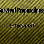 survival preparedness with 365preppers.com