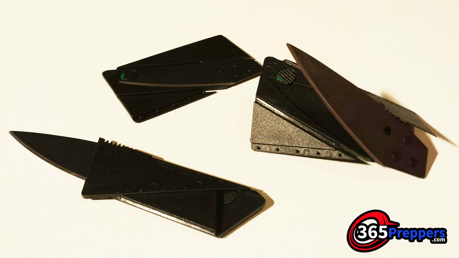 Business Card Survival Knife now on sale!