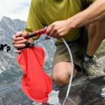 water survival preparation water filtration